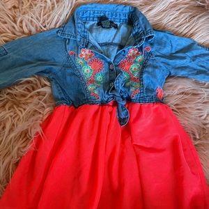 babygirl dress - super cute design and colors